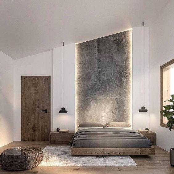 Pittura Testata Letto.Sp Interior Design 6 Fantastiche Idee Originali Per La Tua